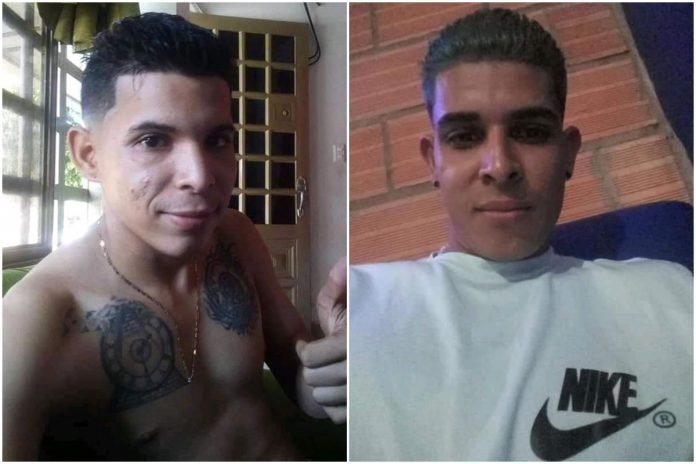 Venezolanos asesinados