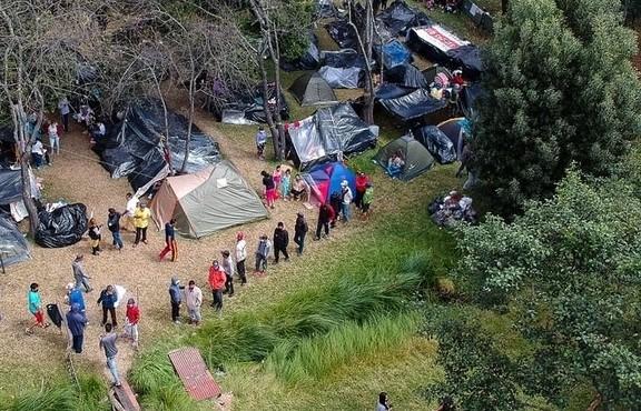 Colombia venezolanos migrantes