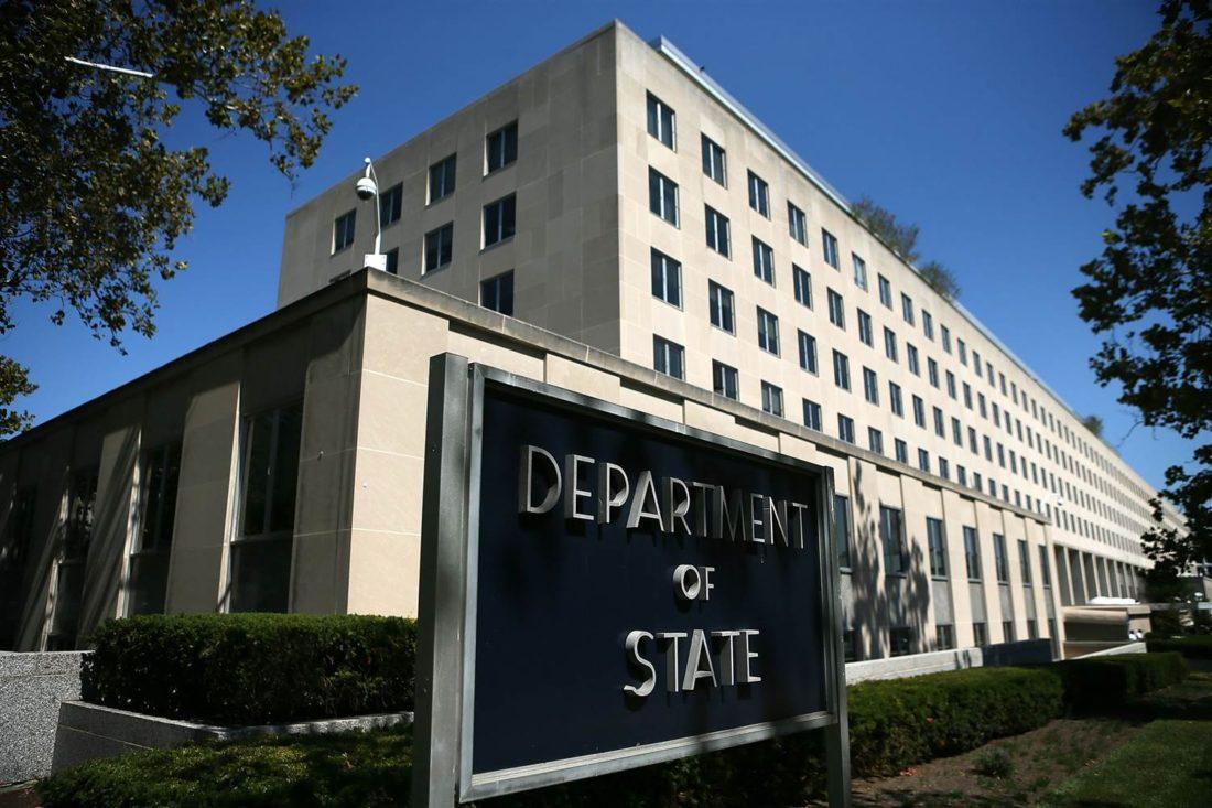 EEUU - Departamento de Estado