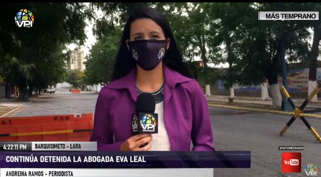 Abogada Eva Leal