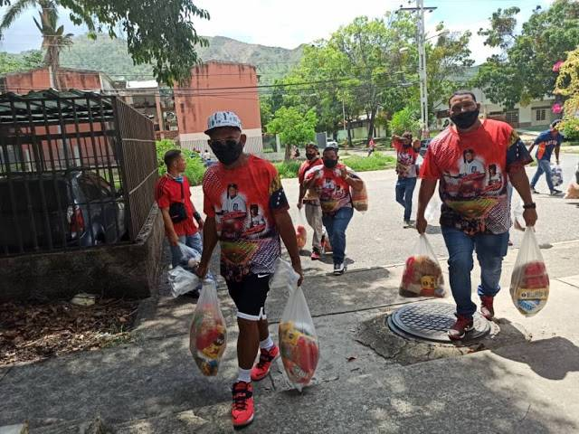 Peloteros venezolanos