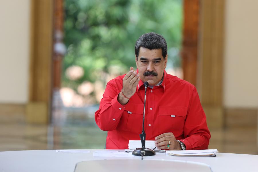 Maduro a la UE