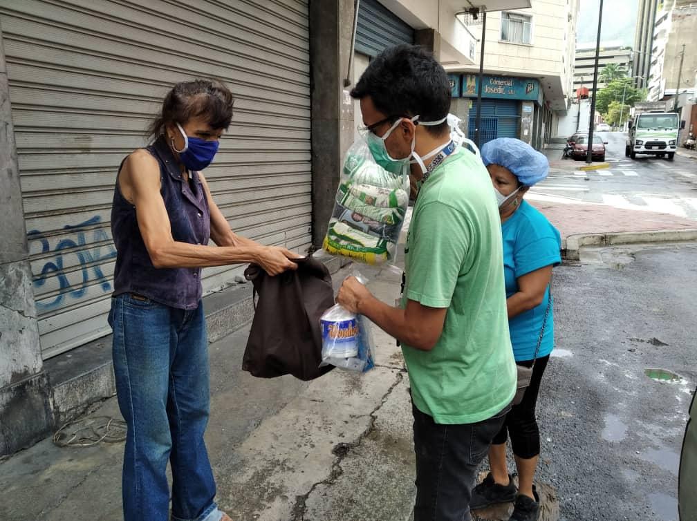 Comidas y alimentos para Chacao