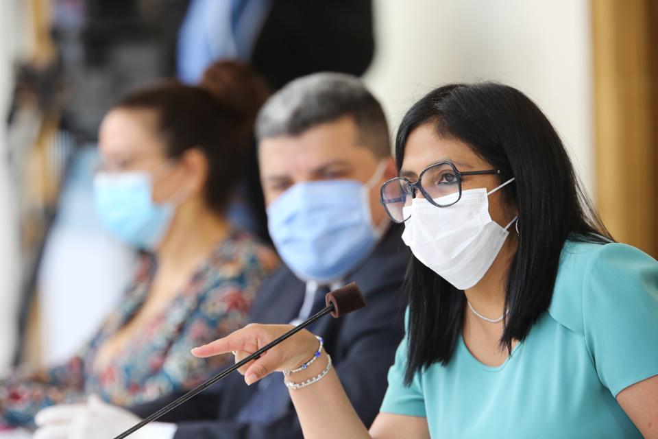 Casos nuevo en Venezuela