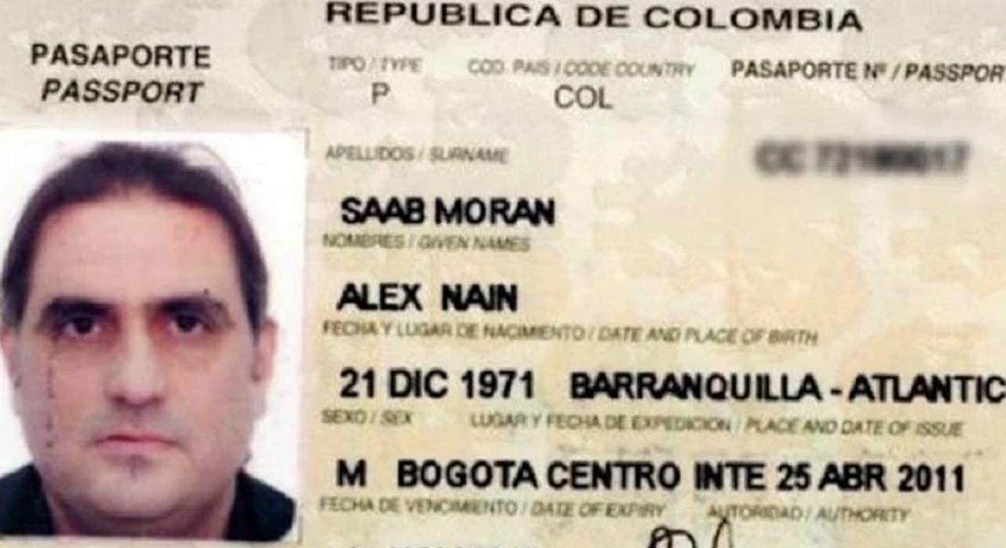 El empresario Alex Saab habría sido detenido en Cabo Verde