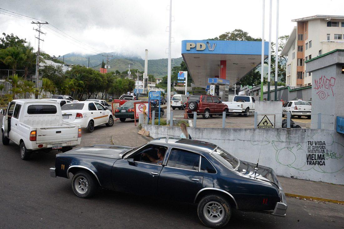 Gasolina-Táchira
