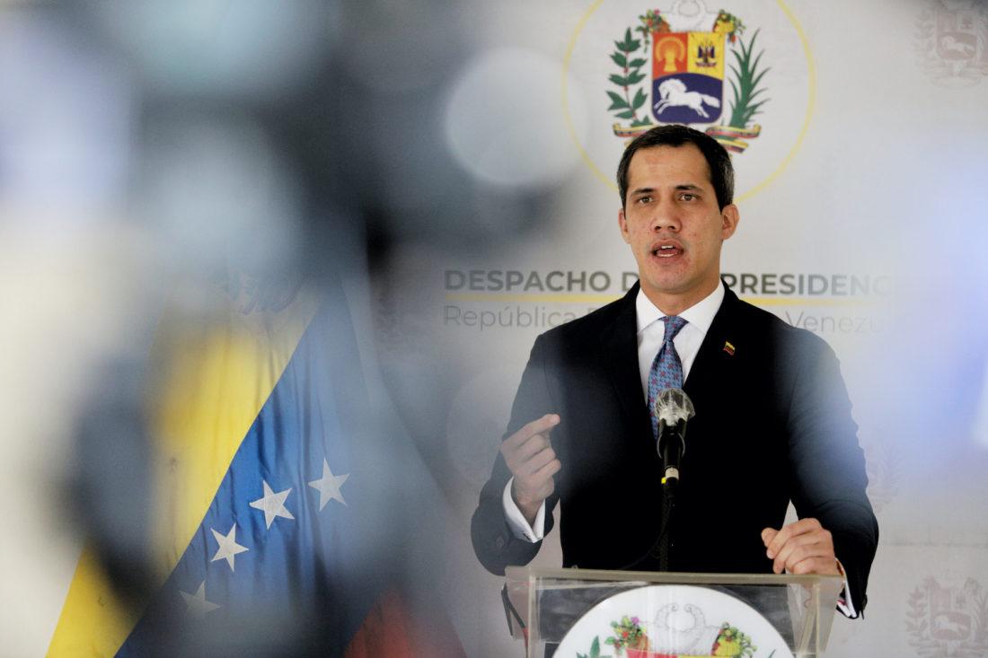 Guaidó - Gobierno encargado