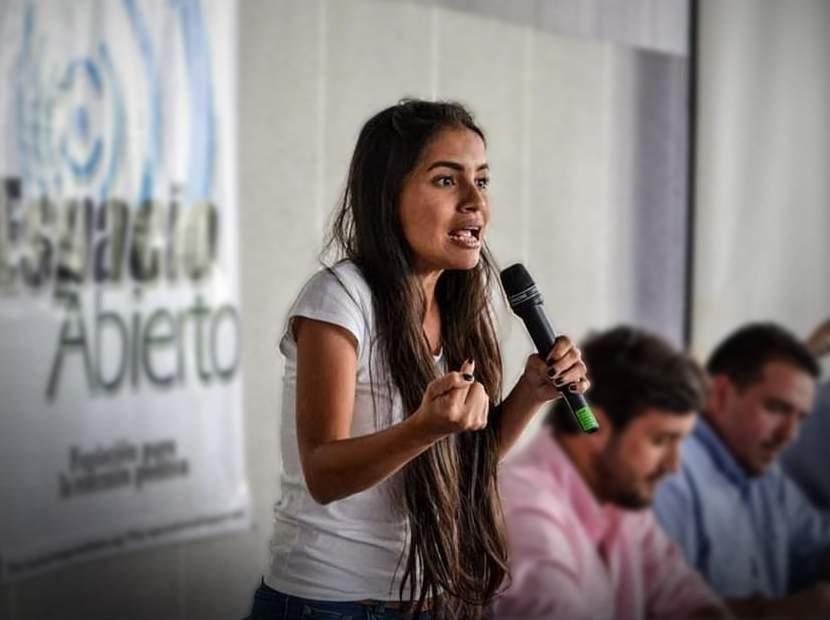 Lustay Franco y la defensa de Acción Democrática: Vamos a defender nuestras sedes del partido y sabemos a lo que nos enfrentamos
