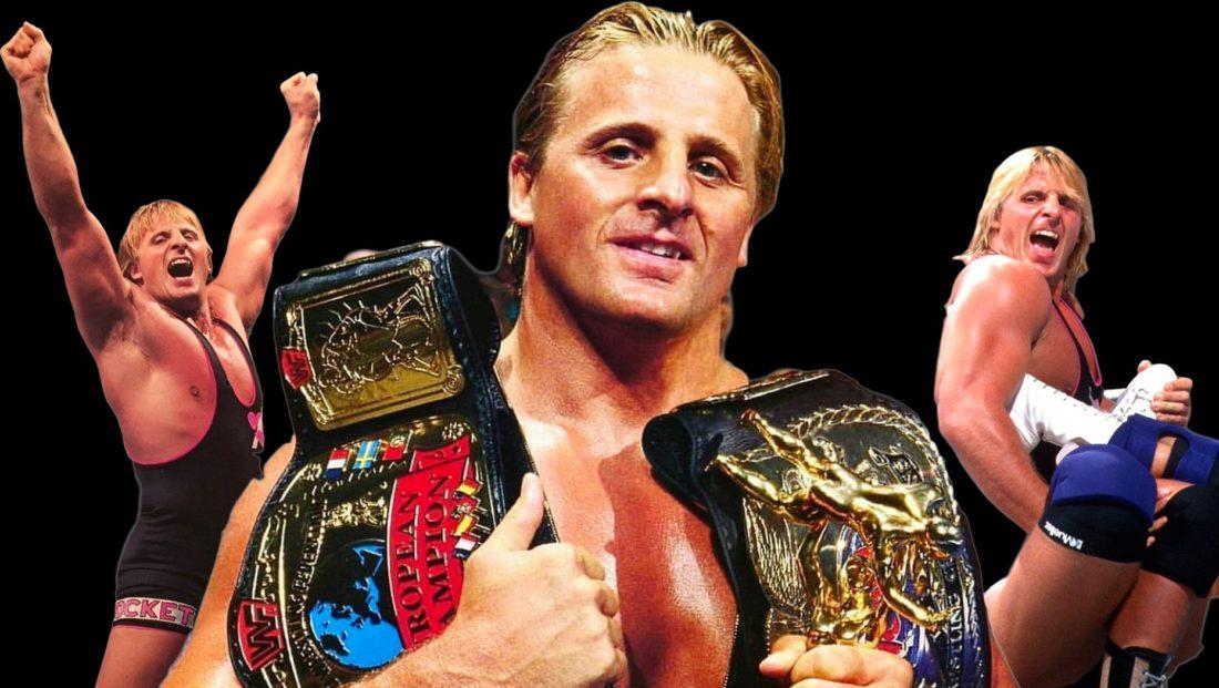 Luchador Owen Hart