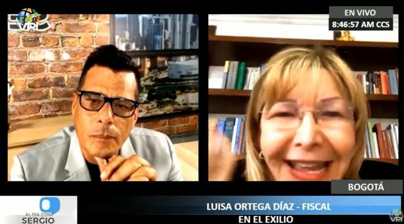 Ortega Díaz: Trabajo del Ministerio Público en el exilio da resultados con detención de Alex Saab