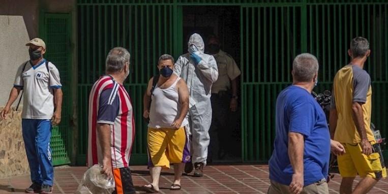 74 nuevos casos de covid-19 en Venezuela: cifra total llegó a los 2.812