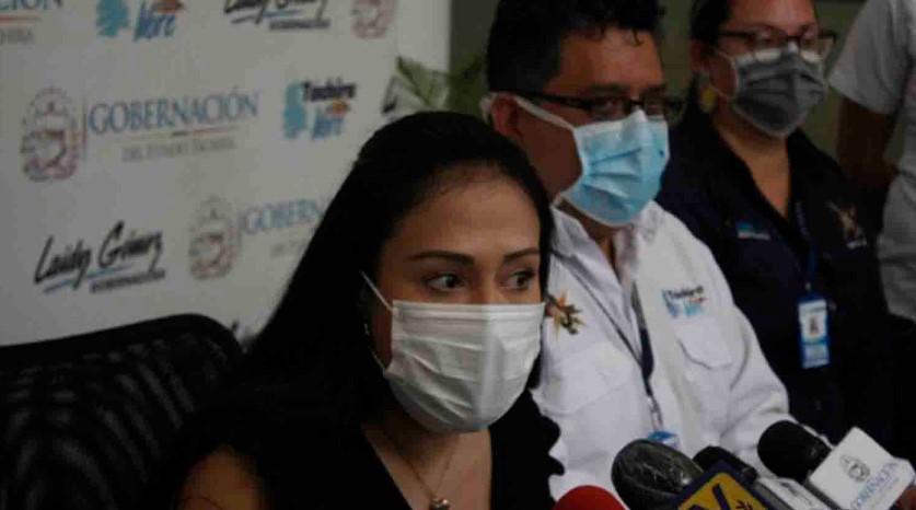 Solicitarán ante Consejo Legislativo del Táchira destitución de gobernadora Laidy Gómez