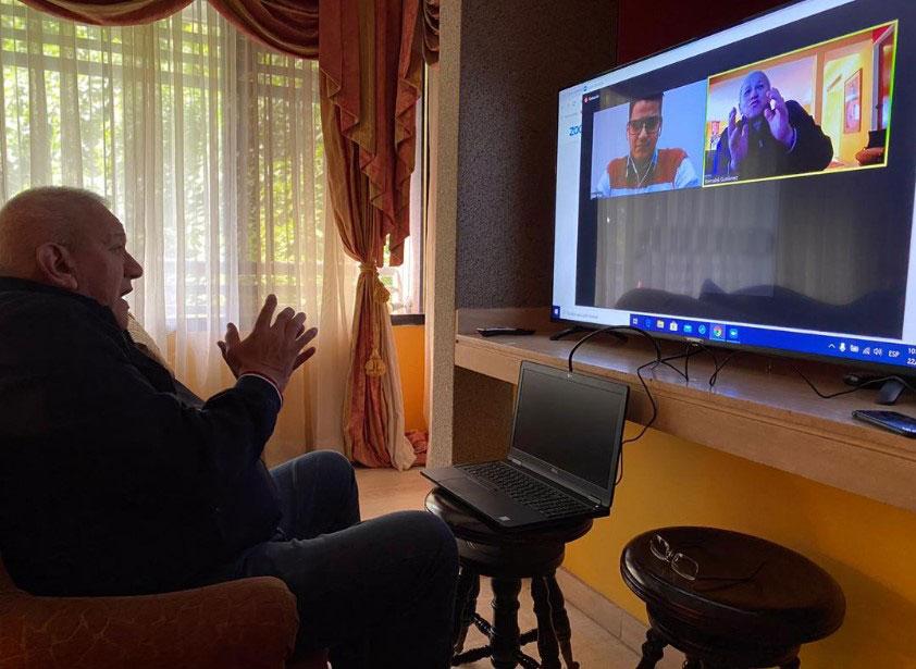 Bernabé Gutiérrez: Designaciones del CNE fueron pactadas por Henry Ramos Allup
