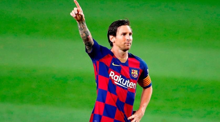 Lionel Messi alcanzó los 33 años de edad en la cúspide del fútbol