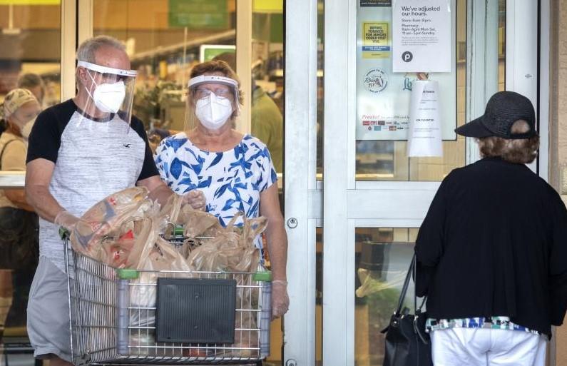 Récord de contagios: 5.508 casos de covid-19 en Florida (EEUU) durante últimas 24 horas