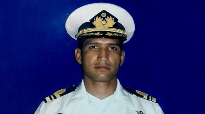 Capitán de corbeta, Rafael Acosta Arévalo