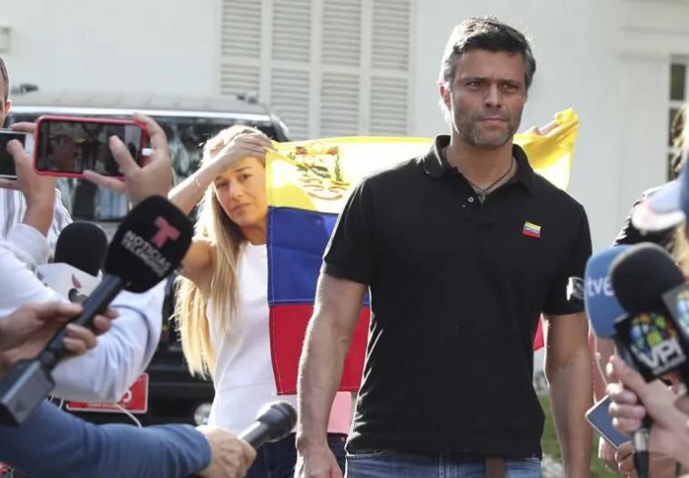 Leopoldo López desmintió que se haya reunido con contratistas privados para la Operación Gedeón