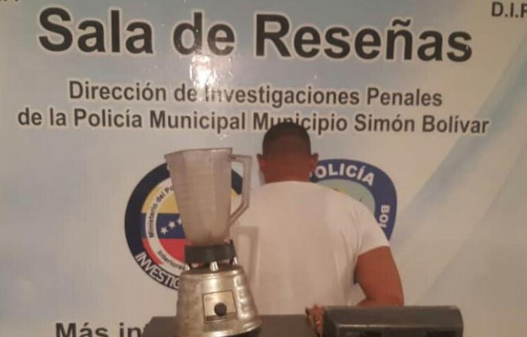Arrestados dos jóvenes en Barcelona (Anzoátegui) por presunto robo a una residencia