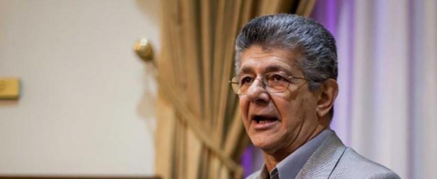 Ramos Allup sobre decisión del TSJ: Es una maniobra del régimen para su falsa electoral