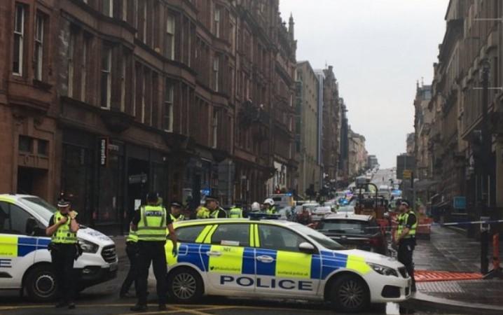 Persona acuchilló a seis ciudadanos en centro de Glasgow (Escocia)