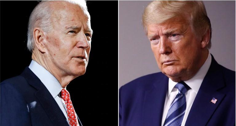 Biden y Trump elecciones EEUU