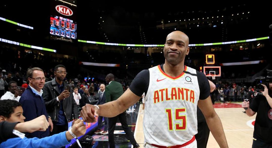 Vince Carter colgará las botas tras reanudación de la NBA con nuevo formato