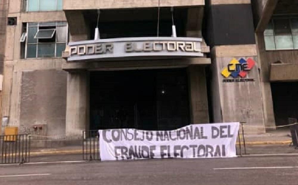 FCU-protesta