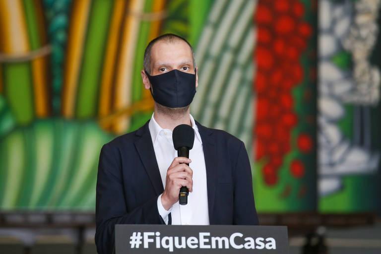 Alcalde Bruno Covas