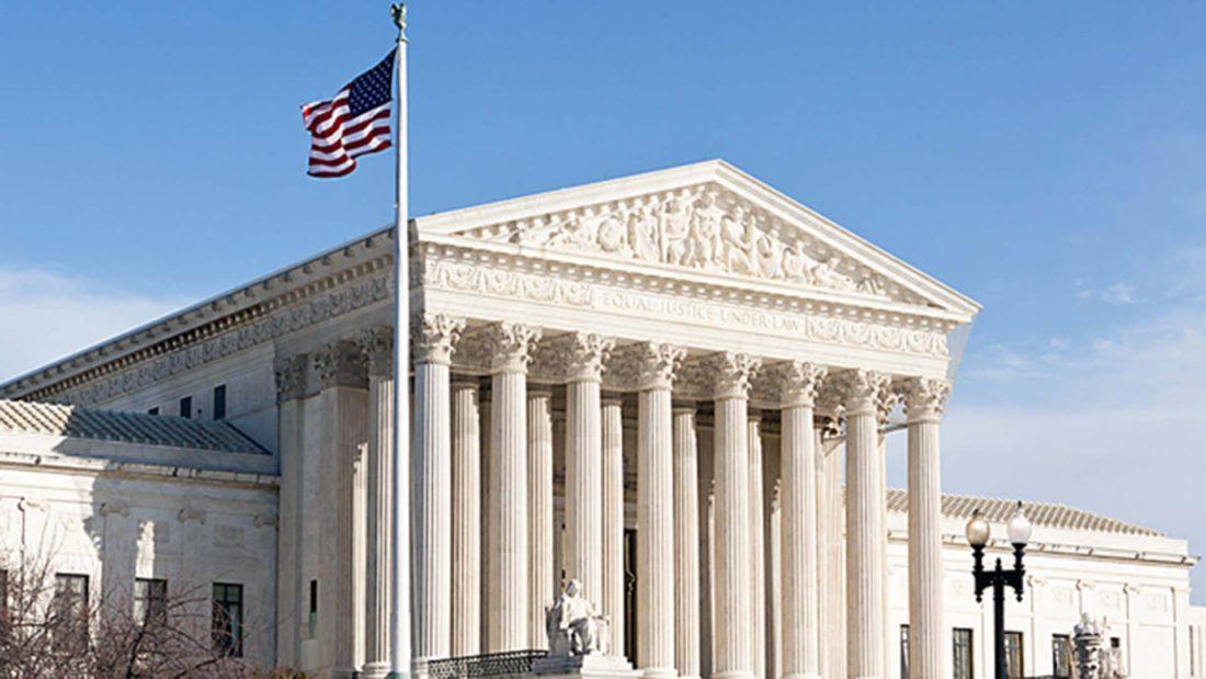 Corte Suprema EEUU