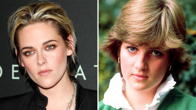 "Kristen Stewart será la princesa Diana en ""Spencer"""