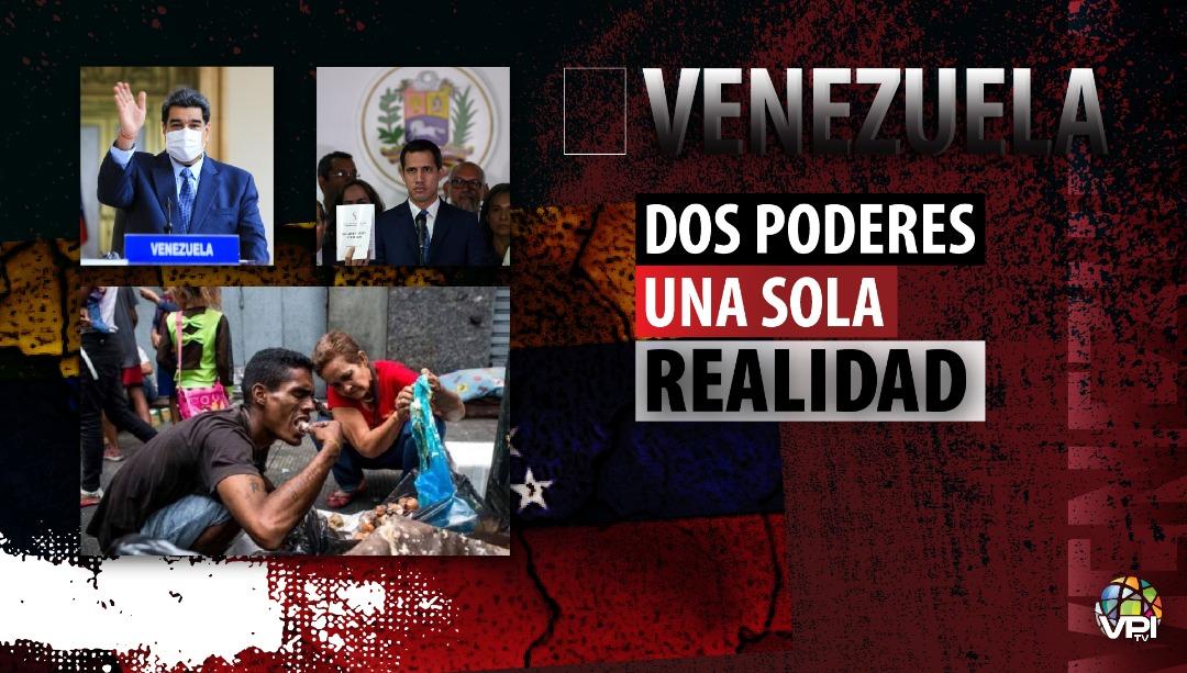 Duplicidad en Venezuela: dos poderes, una sola realidad social
