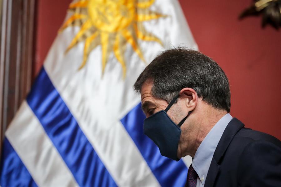 Ernesto Talvi, canciller de Uruguay presentó su renuncia y volverá al liderazgo político