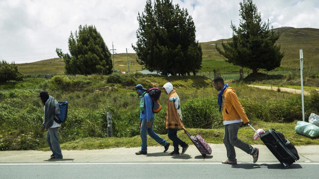OEA presentó una serie de propuestas para mejorar situación de migrantes y refugiados venezolanos en medio del Covi-19