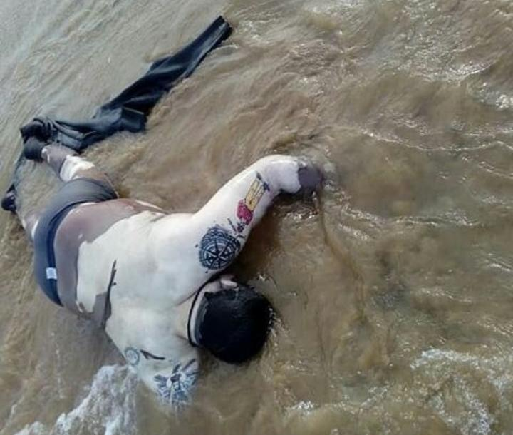 playa Adícora hallaron a dos cadáveres