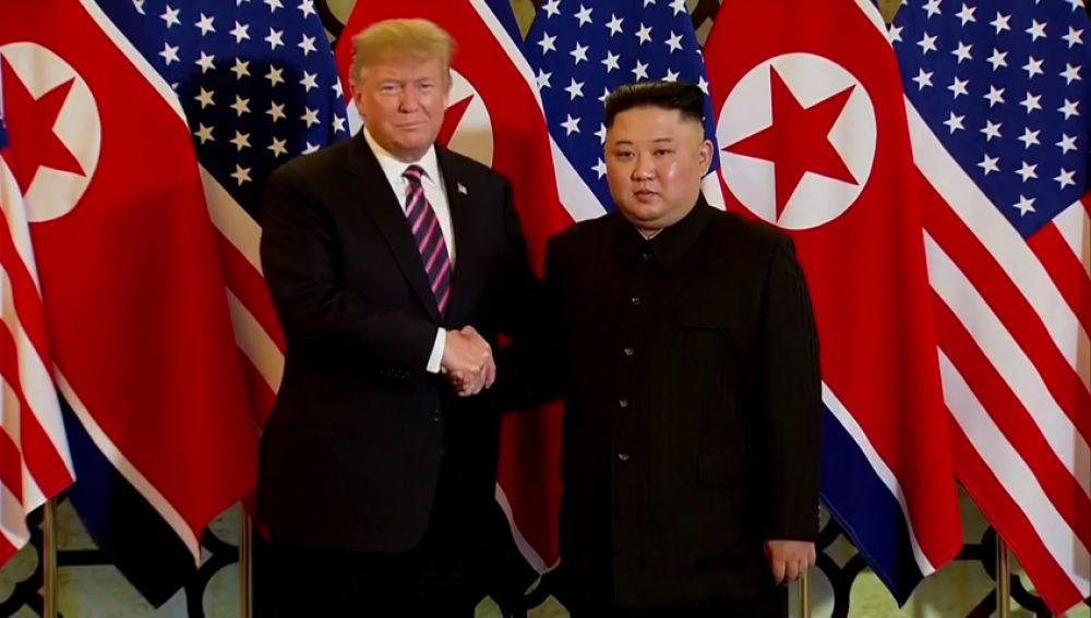 Trump podría reunirse nuevamente con Kin Jong Un