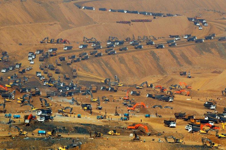 Mineros fallecieron es desplazamiento