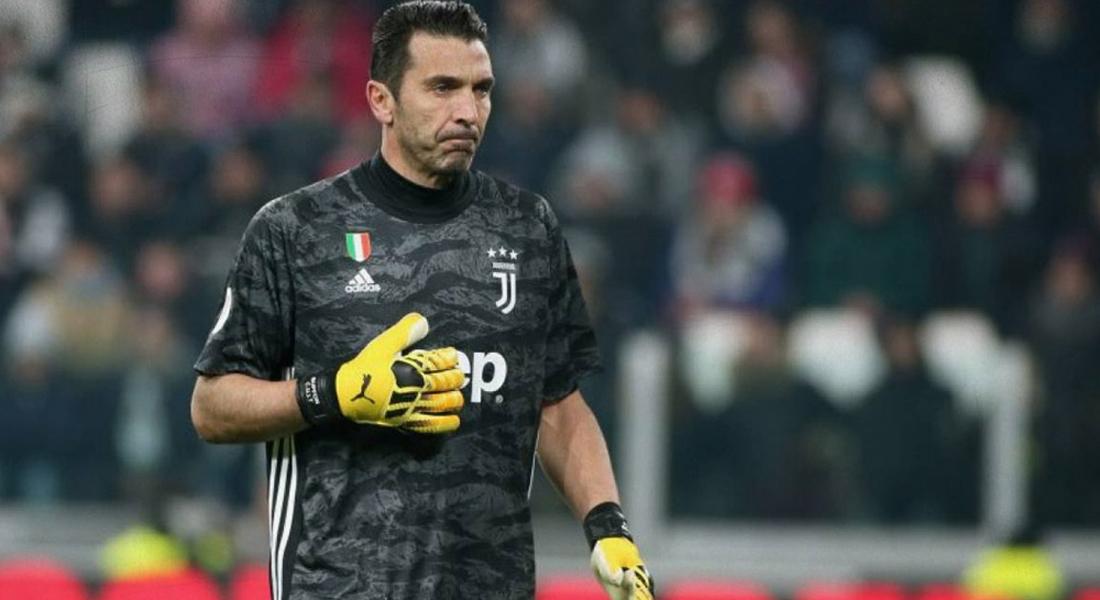 A la leyenda le falta un título Buffon confesó que terminará el bachillerato cuando se retire del fútbol
