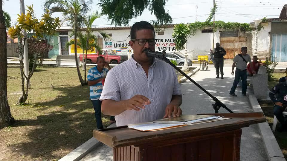 Augusto Espinoza - Alcalde