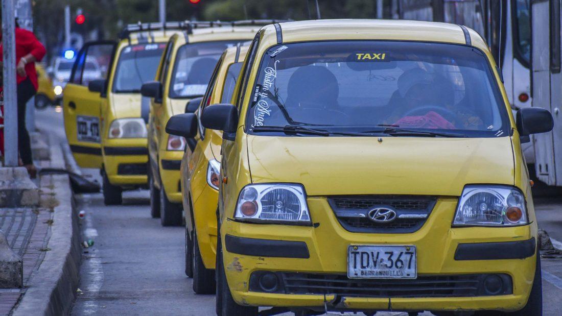 Barranquilla-taxista