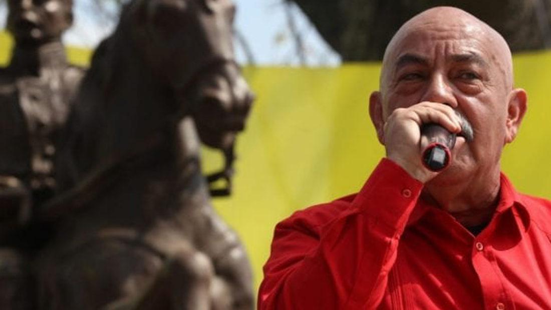 Darío Vivas anunció que dio positivo al Covid-19