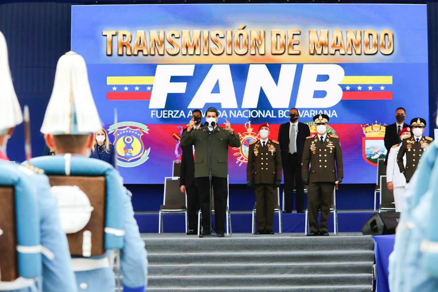 """Nicolás Maduro: """"Donald Trump se va al Comando Sur a hacer un acto de campaña"""""""