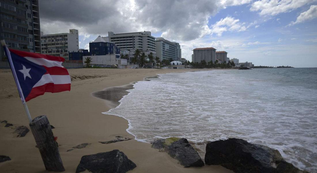 El sur de Puerto Rico fue sacudido por un sismo de magnitud 5.5