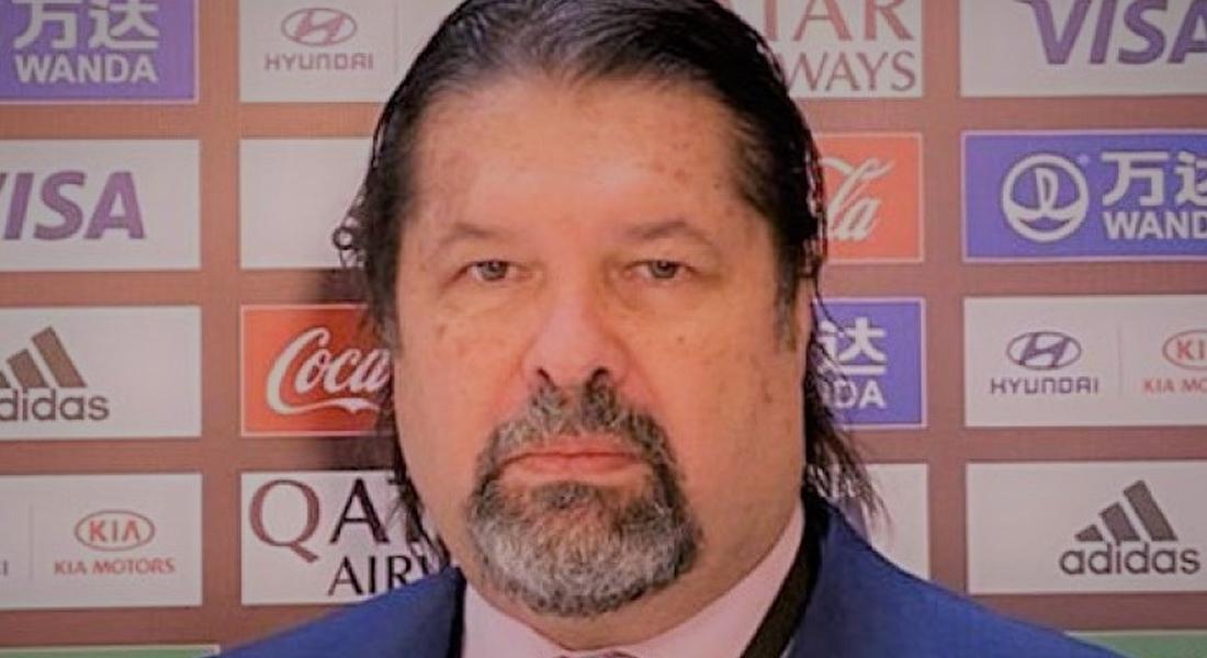 Jesús Berardinelli - En qué manos está el fútbol venezolano - Opinión, por Wilder Delgado