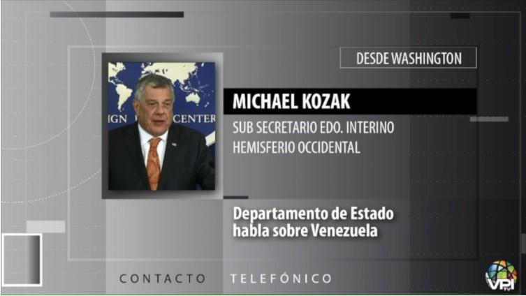 Kozak aseguró que restablecimiento de señal de Directv en Venezuela dependerá de una decisión comercial con AT&T