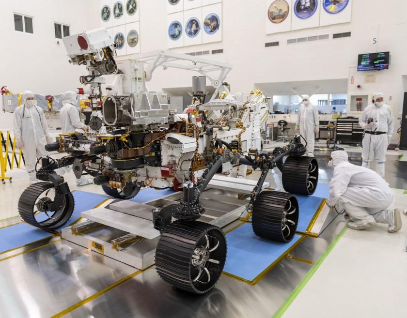 NASA - Perseverance - MARS 2020