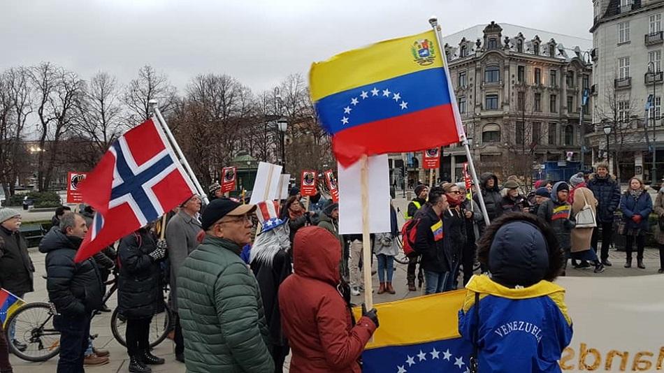 ONG Reunificados - Oslo