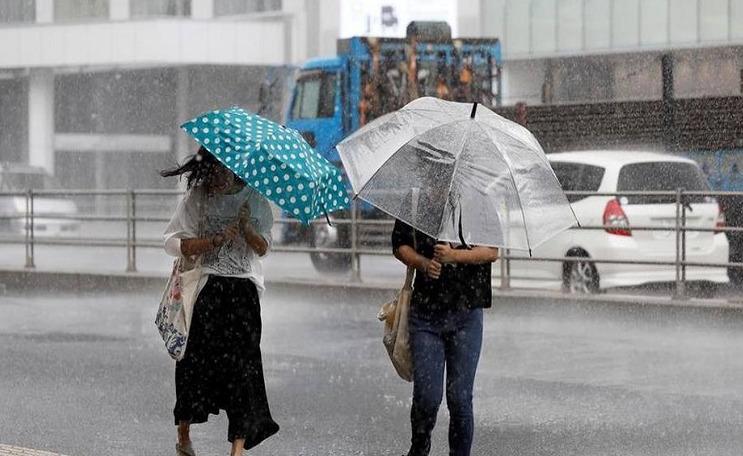 Tormenta tropical ocasionará fuertes lluvias en las costas del Oriente de Venezuela