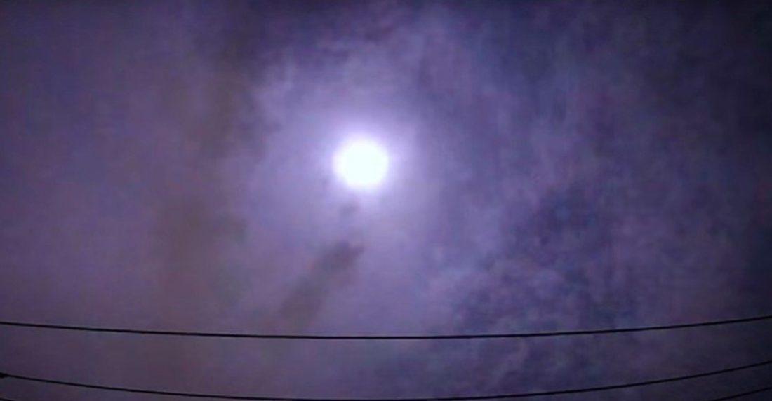 Impresionante explosión de meteoro liberó energía similar a 150 toneladas de dinamita