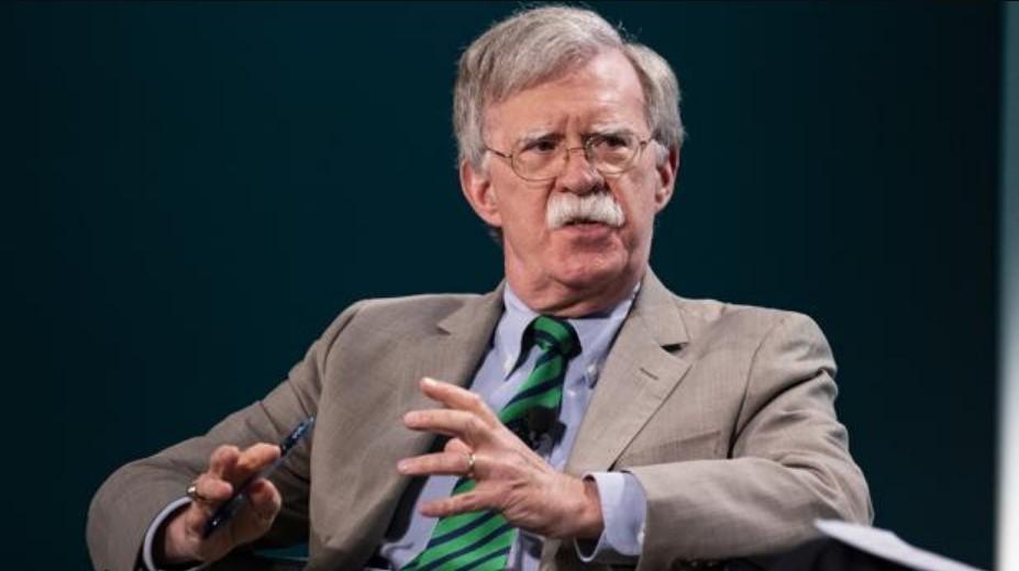 Exasesor John Bolton sobre administración de Maduro: EEUU tiene que aplicar más presión