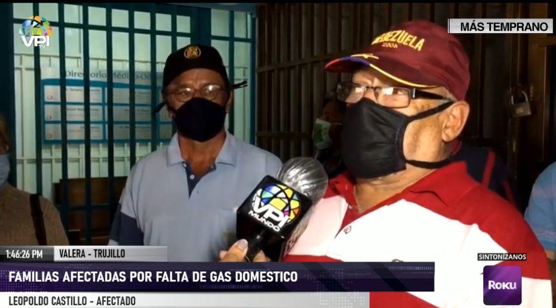 Tres meses sin gas doméstico y contando: comunidad en Trujillo denunció situación ante la Defensoría